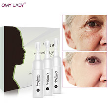 OMY LADY Nature Anti Wrinkle Eye Cream Anti-Aging Black Circle Moisturizing Anti Puffiness Women Makeup Eye Care(China)