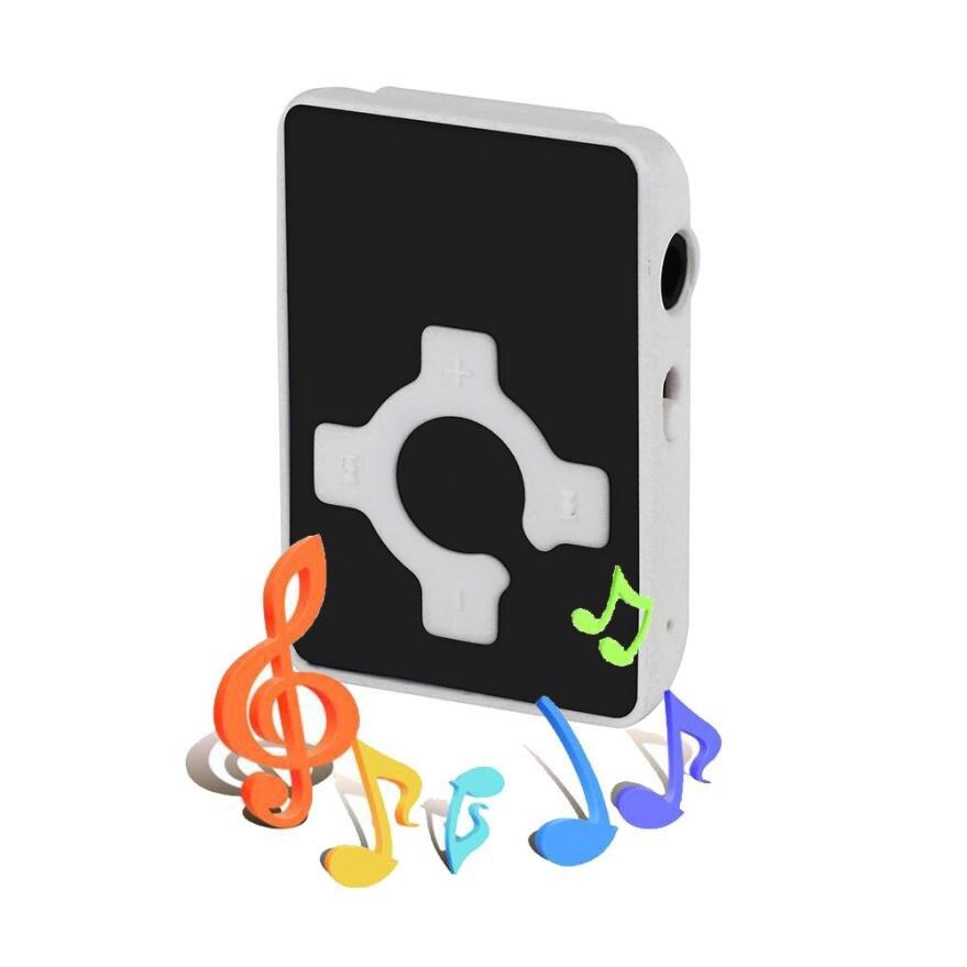 Unterhaltungselektronik Carprie Neue Mode Mp3 Player Usb Mp3 Musik-player Unterstützung 32 Gb Micro Tf Karte Mini Media Spieler Dropship 18jul25 Auf Dem Internationalen Markt Hohes Ansehen GenießEn