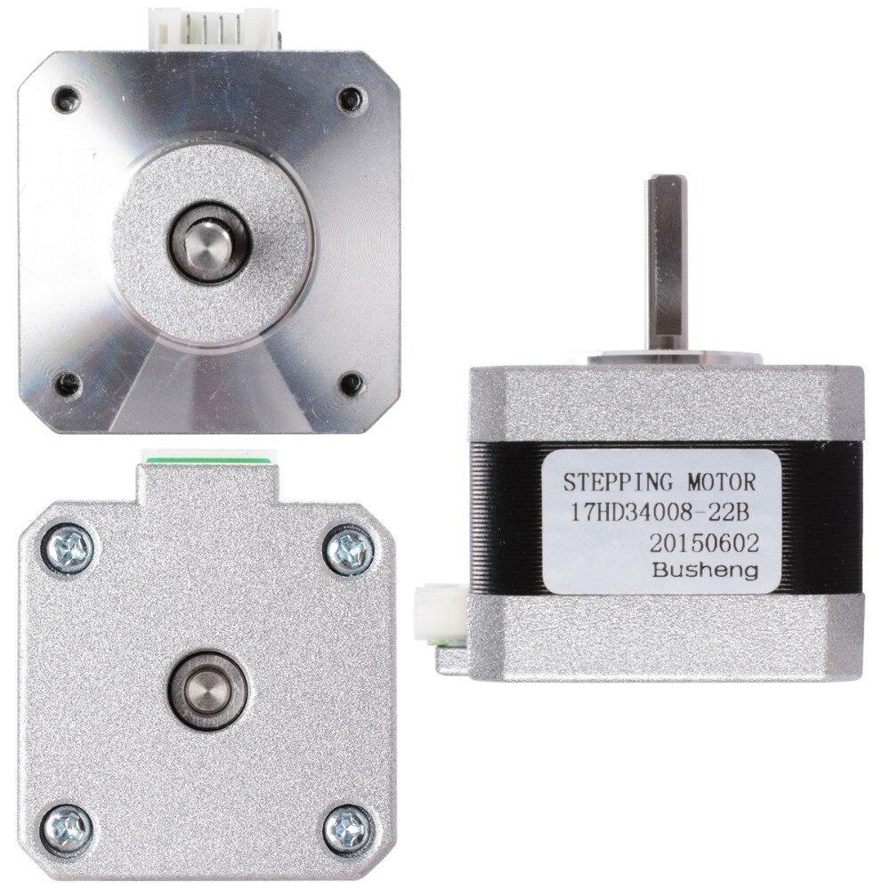 Für Nema17 Schrittmotor 2 Phase 4 draht 1,8 grad CNC Roboter für 3d ...