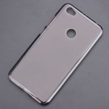 Gray Gel TPU Slim Soft Anti Skiding Case For Xiaomi Redmi Note 5A 5A Pro 5A Prime 5.5inch Back Cover Phone Rubber silicone Bag