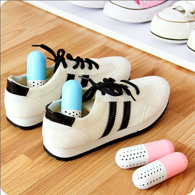 Aliexpress.com : Buy 1Pair Fashion Shoe Deodorant Cute Pill Shoe Deodorizer  Antimicrobial Carbon Closet Deodorant Drawer Moisture Absorber From  Reliable ...