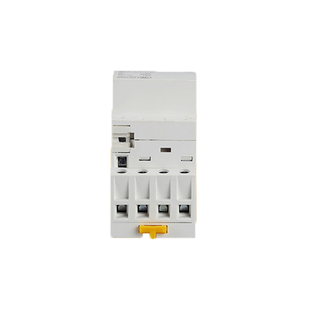 4P 63A 4NO 4NC 2NO+2NC 24V/110V/230V 50/60HZ Manual Switch Din Rail Household AC Contactor