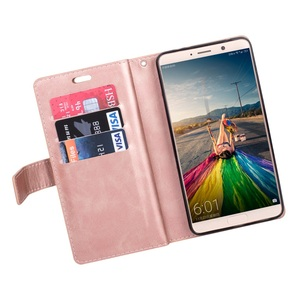 Image 5 - L FADNUT For Huawei P20 P30 P8 Lite 2017 Mate 9 10 20 Pro Case Cover Card Wallet Purse Flip Stand Holder Phone PU Leather Cases