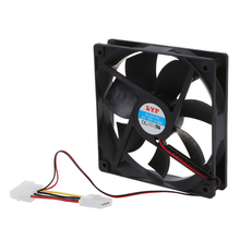 Computer PC Case 4 Pin Cool Cooler Cooling Fan 120mm
