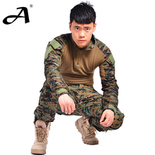 Tactical clothing army military hunting uniform