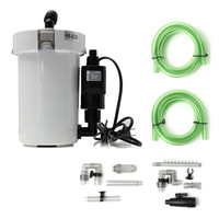 220 240V 6W 400l/h Sunsun Aquarium Ultra quiet External Filter Canister Fish Tank Outer Filtration System HW 603B HW 602B