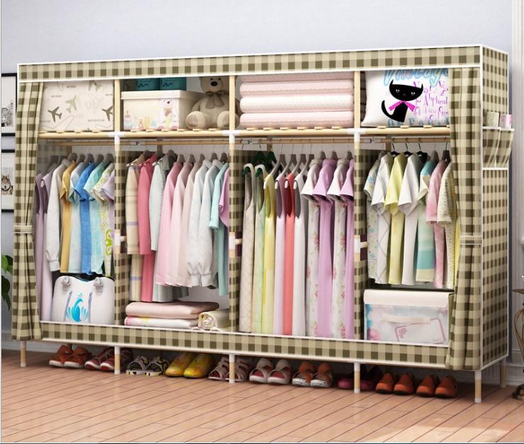 latest wooden wardrobe   length 210cmlatest wooden wardrobe   length 210cm