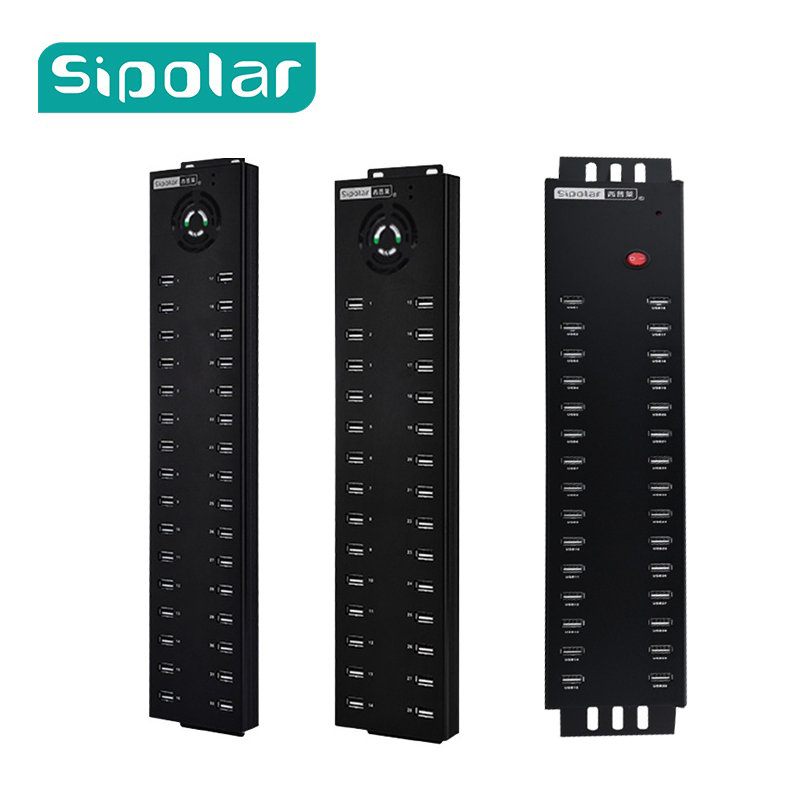 Sipolar New Arrival 28 30 32 Port 1A 1 5A 2 1A USB 2 0 Charger