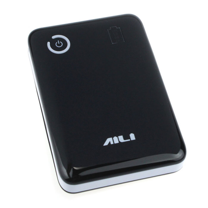 5V 2A Dual USB Output 4 x 18650 Lithium Power Bank Batteries Pack Case LED indicator Holder for Mobile Smart Phone iPhone