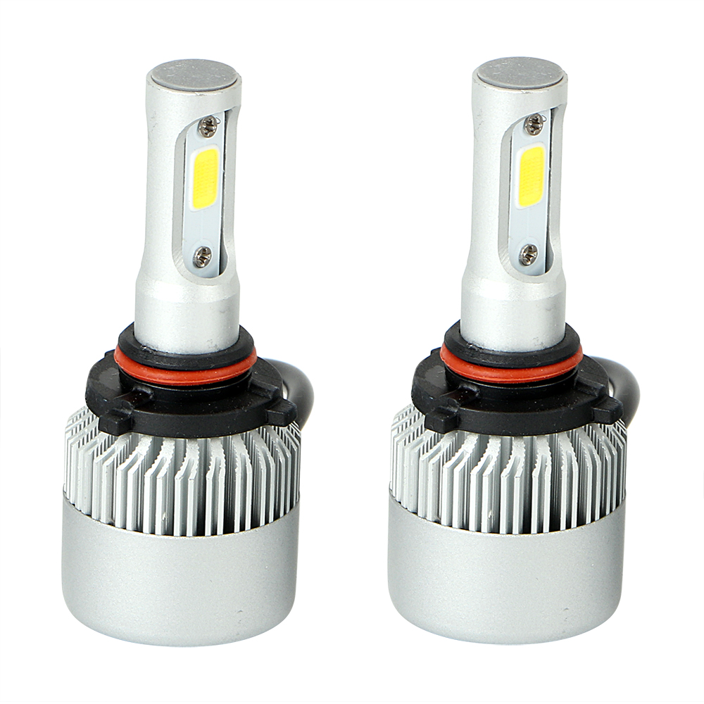 Hearty 2pcs Hb4 9006 Car Led Headlight 200w/set Dc9-32v High Power Aluminum Car Modification Ip65 Auto Headlamps Head Light Lamp Bulbs Pure And Mild Flavor Automobiles & Motorcycles