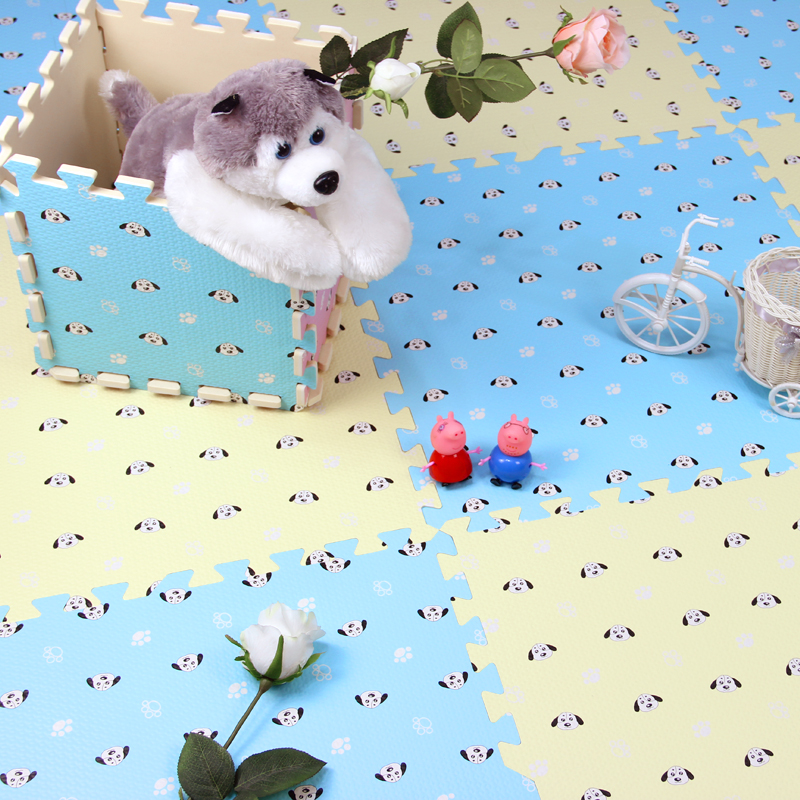 16/20PCS BABY tapete infantil childrens rug kids rug puzzles baby play mat childrens developing floor Carpets developing toy