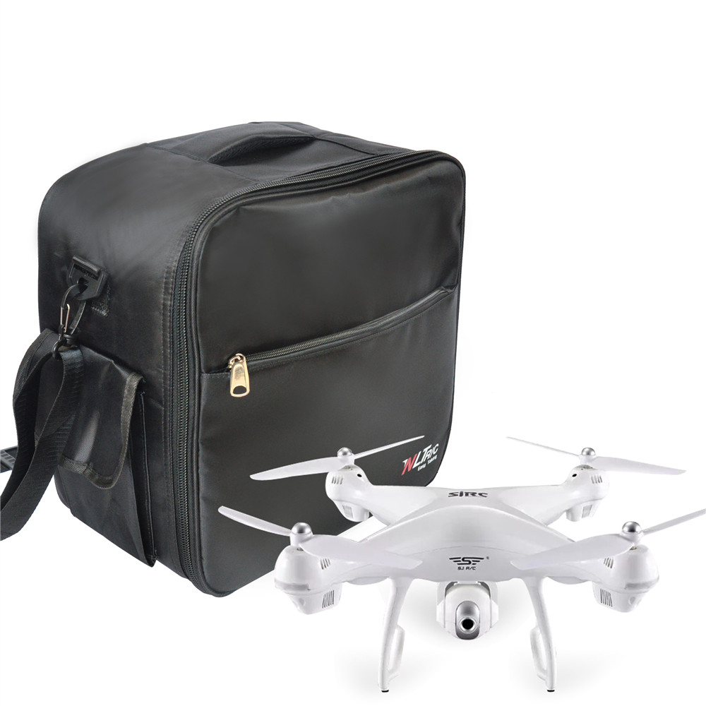 Professional Drone Backpack For SJRC S70W  MJX B2W B5W Bag Dual Drone Outdoor Handbag For Flying Outside