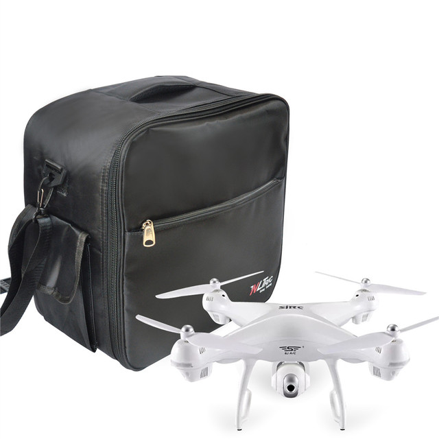 db2547cd01b Professional Drone Backpack For SJRC S70W MJX B2W B5W bag Dual Drone  Outdoor Handbag For Flying Outside
