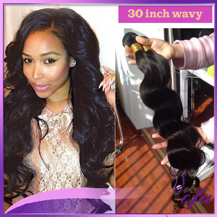 Sew In Remy Hair Extensions Hot Deals Brazilian Real Virgin Hair