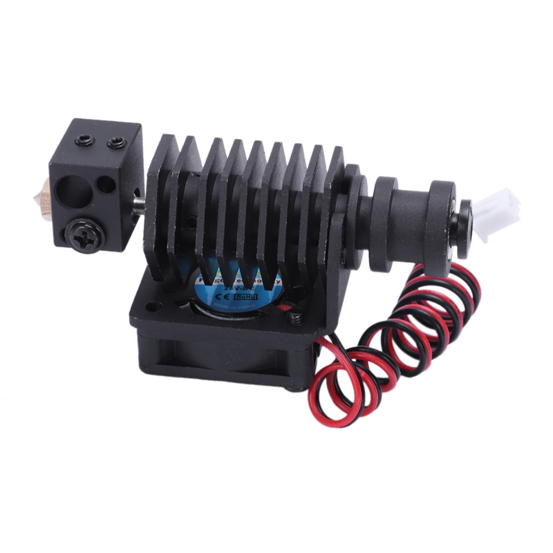 3D Printer Part Full Metal 0 4mm XCR BP6 J head Extruder Hotend Kit With 24V 3010 Cooling Fan For 1 75mm Filament Low Temp 24V in 3D Printer Parts Accessories from Computer Office