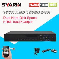 CCTV Security 16CH AHD NH 1080N DVR Digital Video Recorder 16 Channel WIFI Hybrid Surveillance DVR