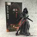New Crazy Toys Star Wars The Force Awakens KYLO REN PVC Action Figure Brinquedos Figuras Anime Collectible Kids Toys 22cm