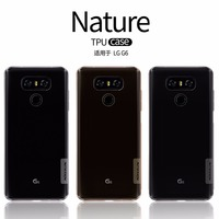 NILLKIN Ultra Thin Transparent Nature TPU Case For LG G5 S Line Clear TPU Hard Soft