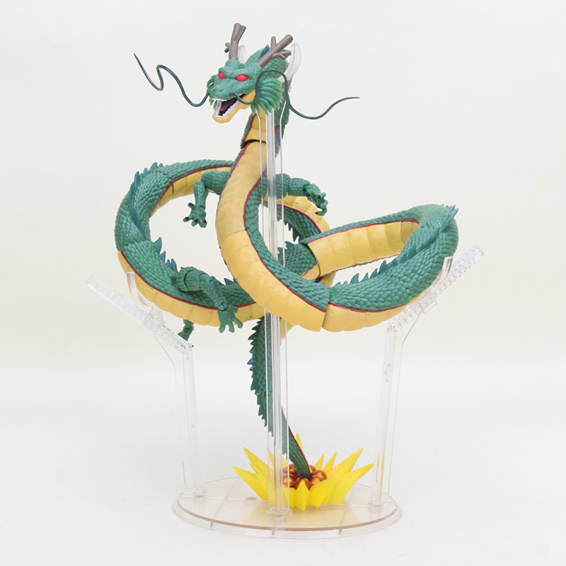 Anime Dragon Ball Super Shenron Dragon Ball Z Shenron Shenlong SHF Super Saiyan PVC Action Figure