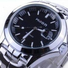 Veyron подлинные мужские часы Новый высокой моды на ручной цепной полый прозрачный календарь механические часы