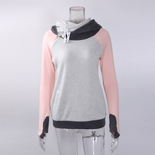 Winter Hoodies 2017 Warm Causal Sweatshirts Women Floral Printed Tops Femme Harajuku Pullovers WS2898C