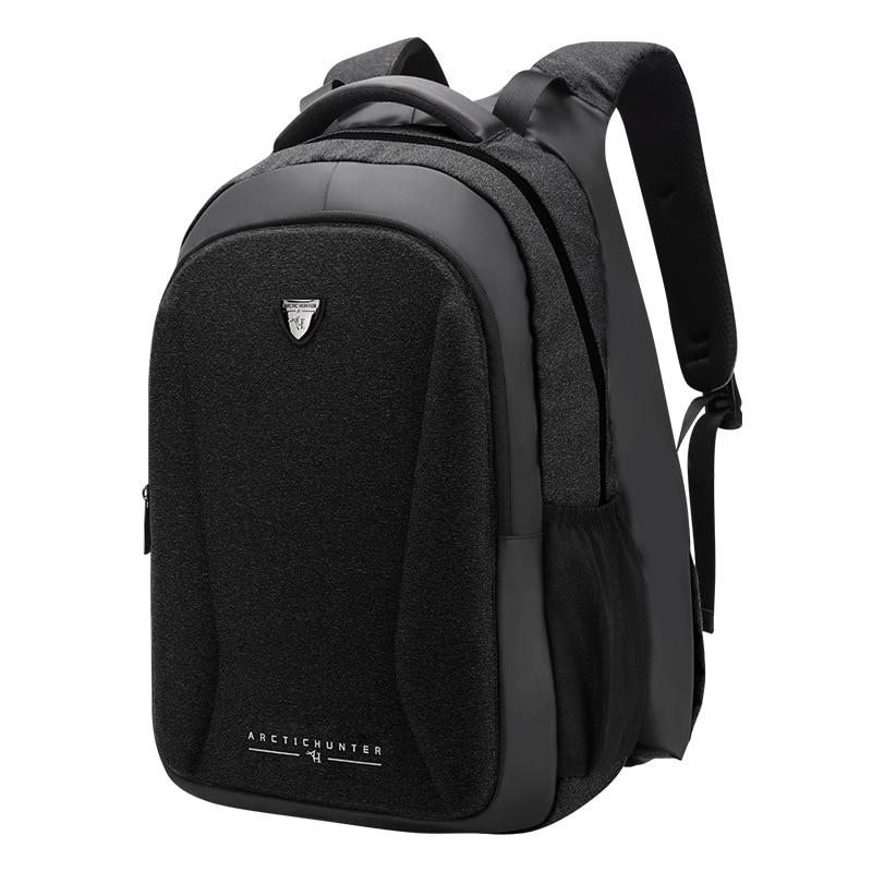 Männer Warme Taschen Reisetasche Usb Rucksack Mobile Casual Diebstahl Laptop funktion Hand Mode Power Multi Anti Für grau Schwarzes Sac Frauen Rucksäcke hellgrau B8XPwqn5x