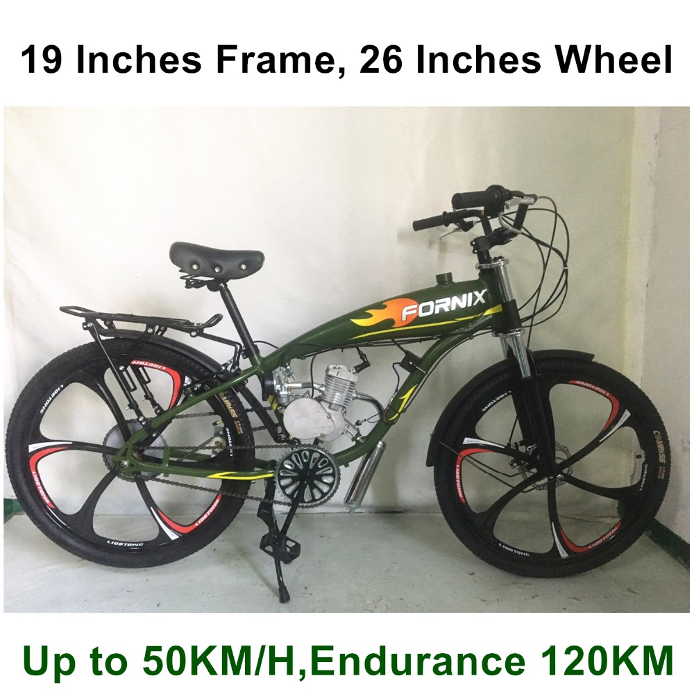 19 Zoll Rahmen, 26 Zoll Rad, Bis zu 50 KM/STD, Ausdauer 120 KM, 3L ...