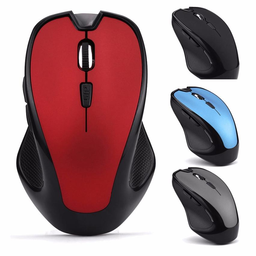 Hot-sale mouse computer 2.4GHz 2400 DPI Wireless Optical Mouse Mice Gaming Mouse for PC Laptop Gifts x30511