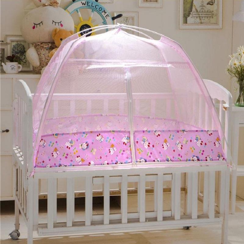 מונגולית תינוק מיטת אוהלי 2