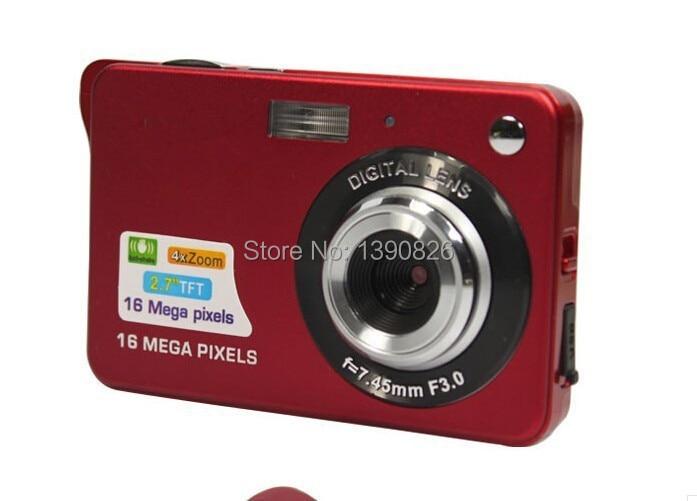 18Mp Max 3Mp CMOS Sensor Digital font b Cameras b font 8x Digital Zoom and Rechareable