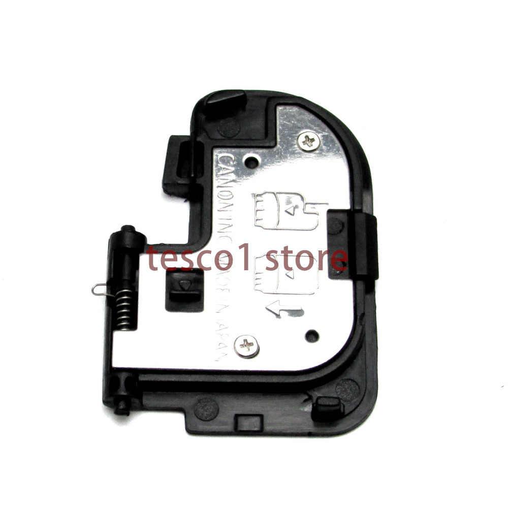 Nova tampa da porta da bateria lábio substituição para canon eos 5d mark iii 5d3 5 diii câmera peças de reparo