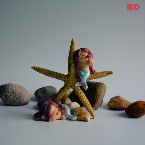 Everyday Collection Modern Office Desk Home Decoration Accessories Gift Valentine Mermaid Starfish Ornament Return Gift Lahore
