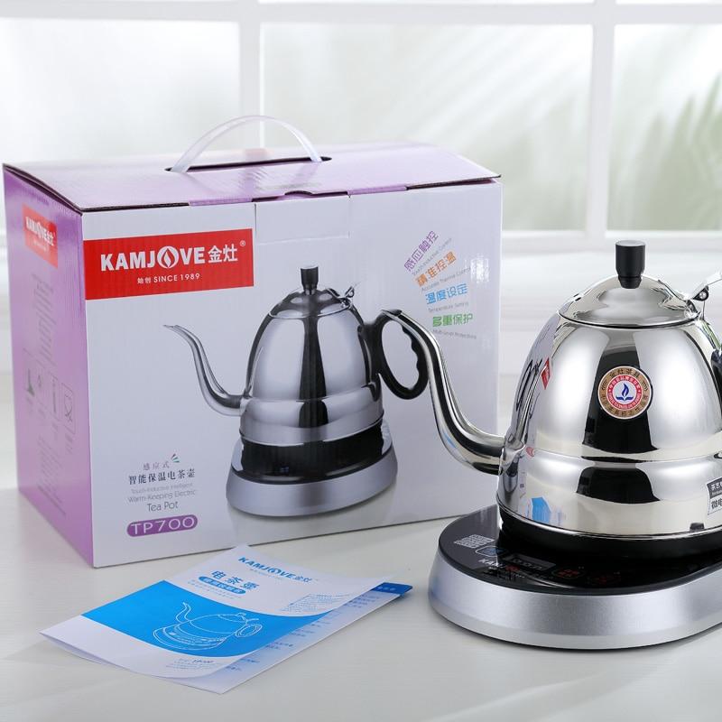 KAMJOVE TP 700 rvs waterkoker hot intelligente inductie elektrische waterkoker - 3