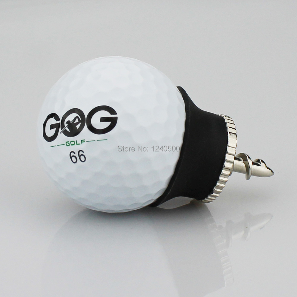 Mini Golf Ball Pick Up Tool For Putter Grip Golf Training Aids Golf Accessories Drop Shipping