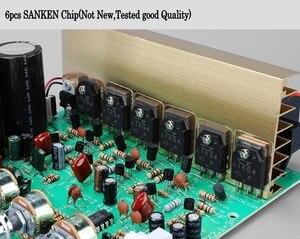 Image 4 - 100W X2 כוח אודיו מגבר לוח 2.1 ערוץ גבוהה כוח 120w סאב בס מגבר לוח RCA עבור רמקול תיאטרון
