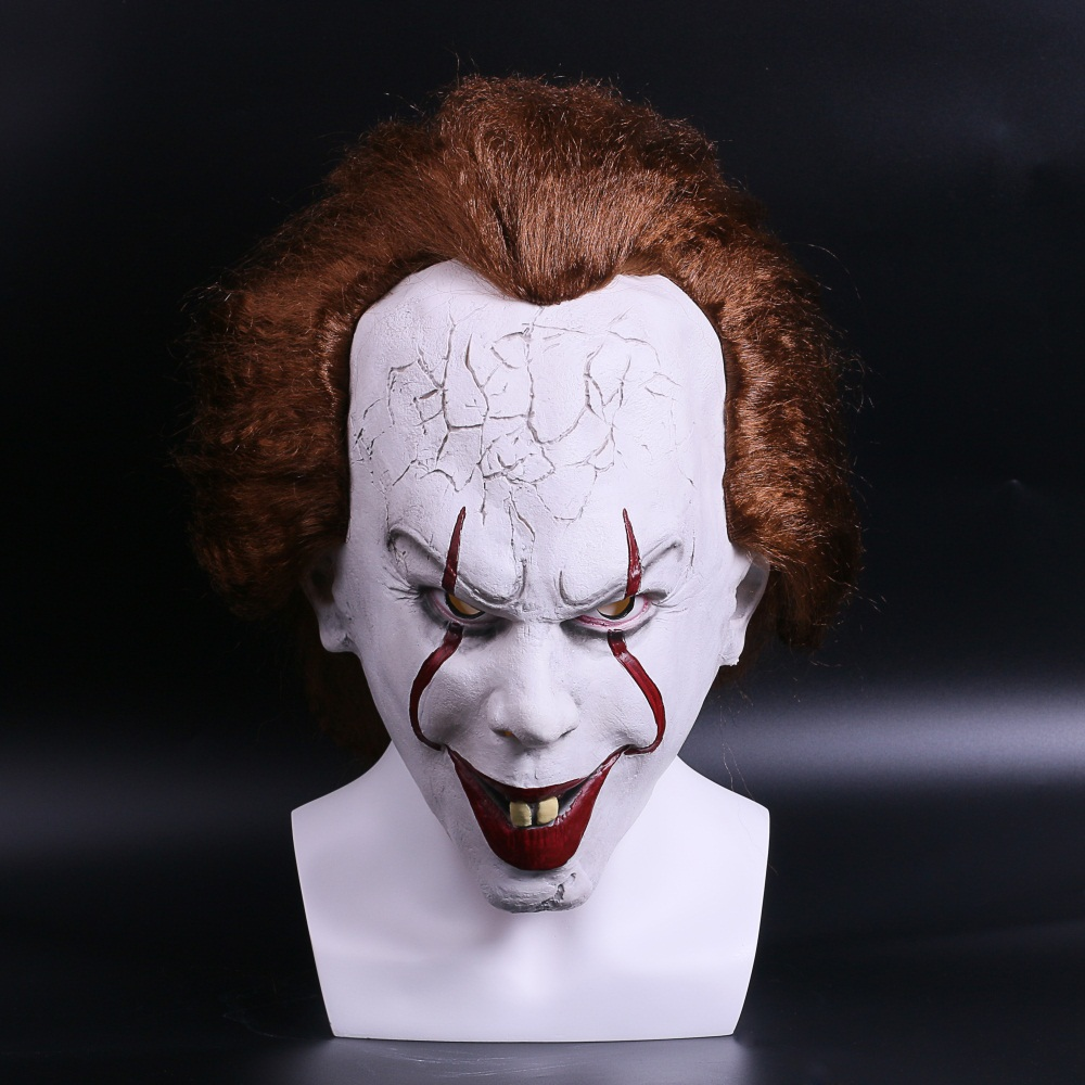 Online Buy Wholesale pennywise clown mask from China pennywise ...