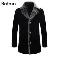 2016 New Arrival Winter Warm High Quality Velour Parkas Jacket Men Men S Winter Trenh Caot