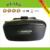 Vr shinecon plástico 360 visualização imersiva hd óculos de realidade virtual óculos 3d google papelão caixa de 3.0 para 3.5-6.0 polegada telefone