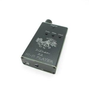 Image 2 - Zishan Z2 MP3 Lossless HiFi נגן מוסיקה תמיכת אוזניות מגבר DAC AK4490 Z1 שדרוג גרסה