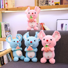 New Style Cute Fruit Mouse Doll Plush Toys Stuffed Animal Soft Toy Creative Children Gift