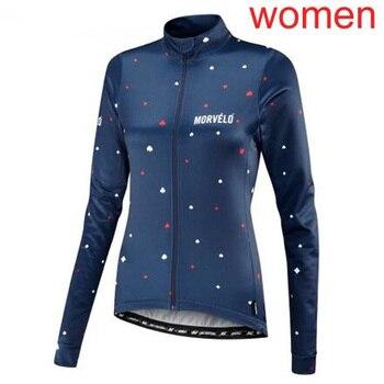 Jersey de ciclismo para mujer, ropa de ciclismo para primavera y otoño,...