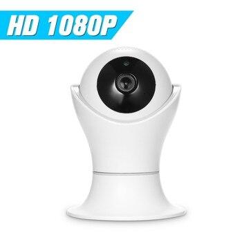Drahtlose WiFi IP Kamera HD 1080 P Home Security Surveillance Kamera IR Nachtsicht Zwei-weg Audio Motion Erkennung baby Monitor