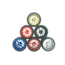 središte kotača za lepina 20001 3368 modela zgrada automobila zgrada blokira cigle igračke DIY kompatibilne s 42056
