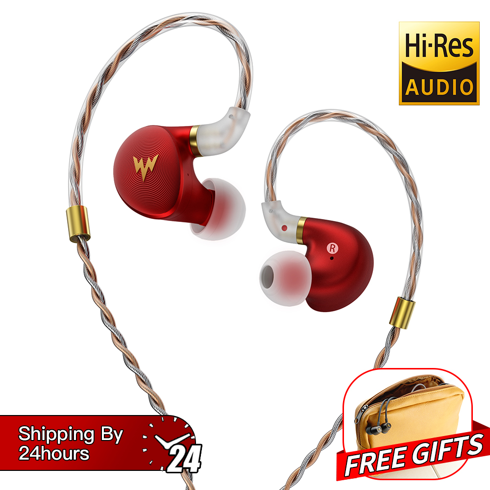 HiFi Bass Earphones A-HE03 Hi-Res Headsets Hybrid Armature 2Pin Connector 3.5mm In Ear Monitors HiFi EarbudsHiFi Bass Earphones A-HE03 Hi-Res Headsets Hybrid Armature 2Pin Connector 3.5mm In Ear Monitors HiFi Earbuds
