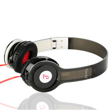 Portable Foldable Headband Headphone Noise Reduction Gaming Headset with 3.5mm Wired Headphones Sport Audifonos for Cellphone