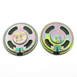 1 pcs small horn speaker diameter 4 CM 8 euro 0.5 W 8R/0.5 W
