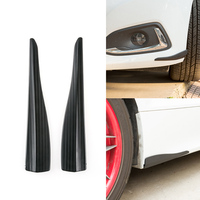 Auto Car Door Bumper Trim Molding Strip Scratch Protector Car Door Crash Bar