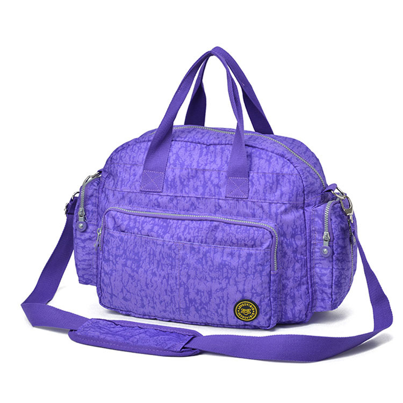 Fashion mummy bag multi-functional large-capacity shoulder Mommy bag, go out to be produced package functional capacity of mango leave extracts