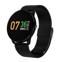 Colorful Screen CF007S Smart Wristband Heart Rate Blood Pressure Waterproof Fitness tracker band Sport Smart Bracelet watch