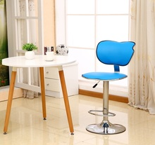 Southeast Asia fashion bar chairs European style rotating coffee stool free shipping retail wholesale